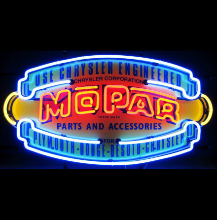 Mopar Vintage Shield