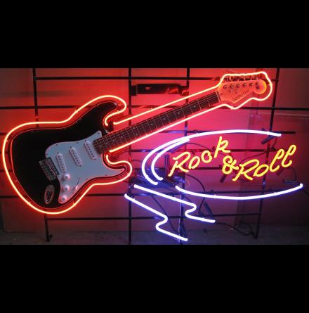 kitara Rock & Roll