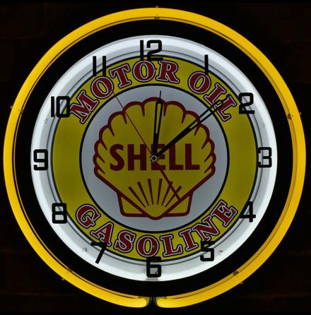 Shell Motor Oil