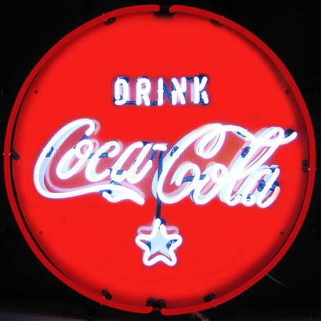 Coca Cola Drink Star