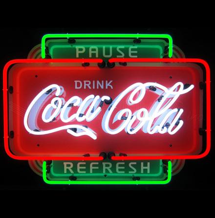 Coca Cola Pause Refresh